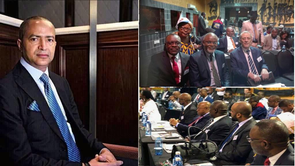 Forces du Changement - Moise Katumbi