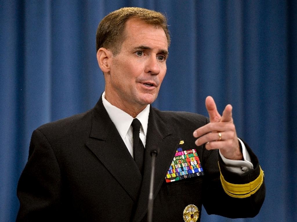 General John Kirby