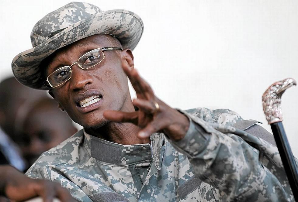 General rwandais Laurent Nkunda