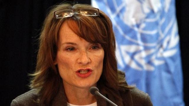 Georgette Gagnon, Haut-Commissariat des Nations Unies aux droits de l'Homme