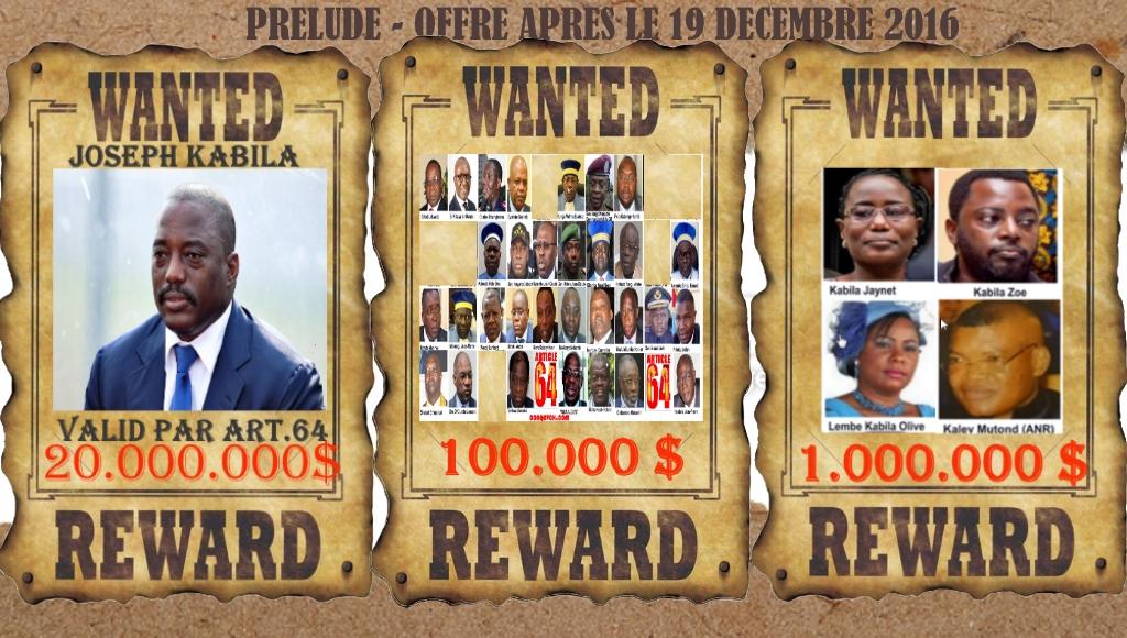 Help Wanted - Avis de Recherche - #Yebella