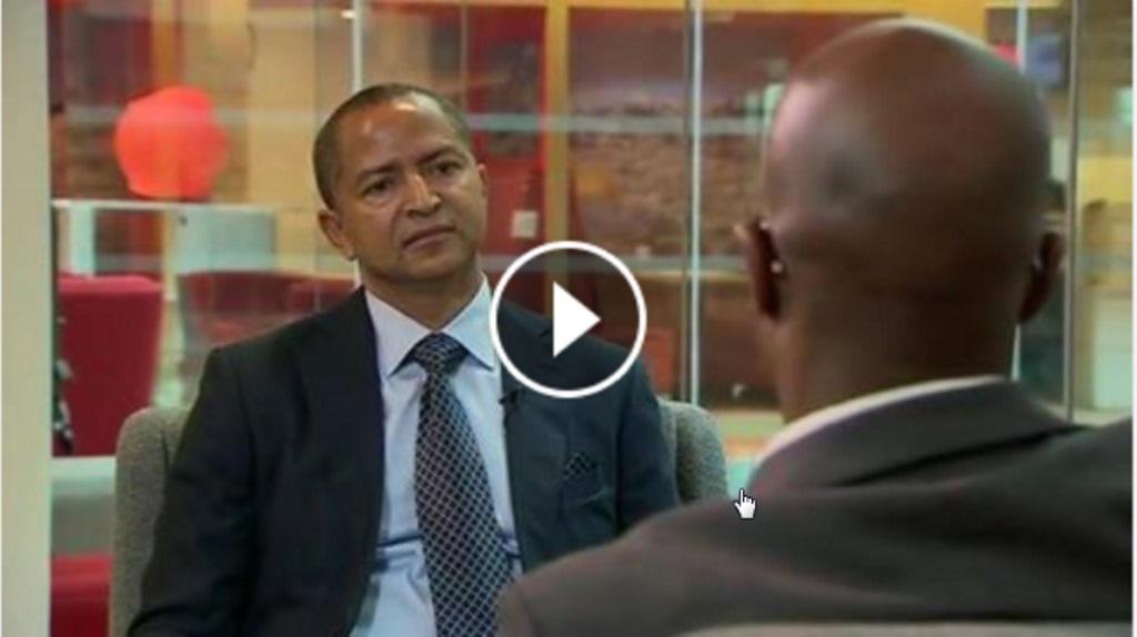 Interview de Moise Katumbi a BBC Africa