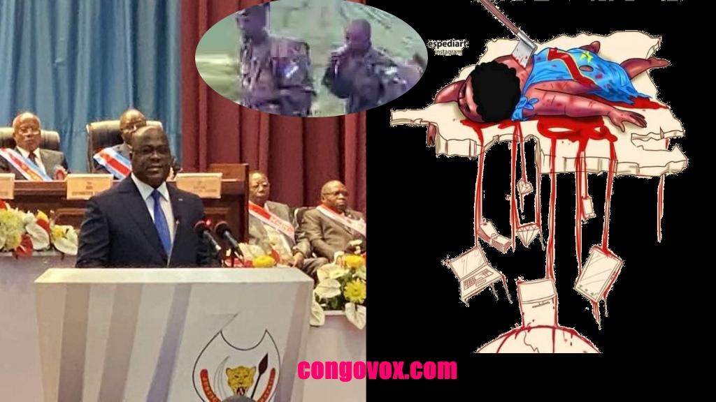 RD Congo: Invasion de Minembwe par l'armée rwandaise; Discours de Felix Tshisekedi à la Nation