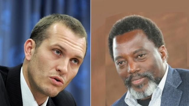 Jason Stearns, Joseph Kabila