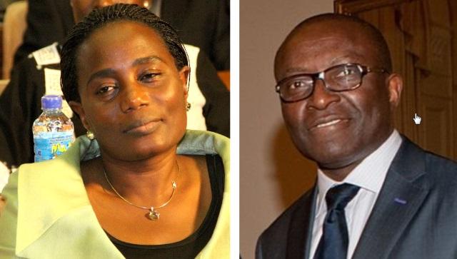 Jaynet Kabila et Kikaya bin Ramazani en mission de desespoir a Washington DC USA