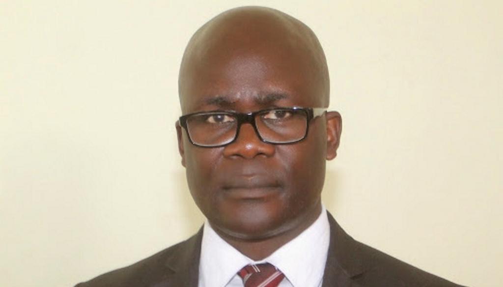 Jean Lucien Busa, député de l'opposition et porte-parole du Front des démocrates