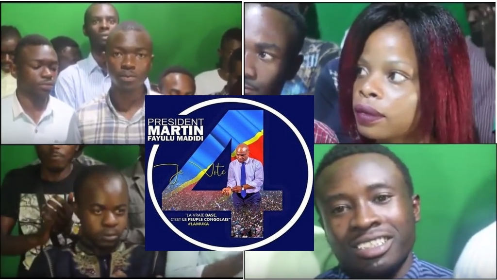 Jeunesse UNC Goma - RD Congo