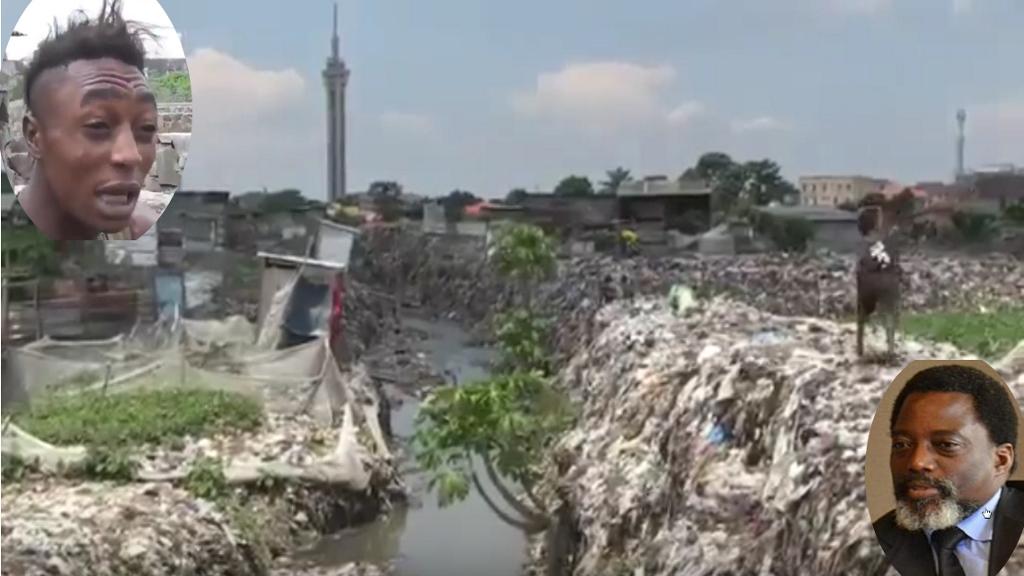 Les toilettes a Kinshasa