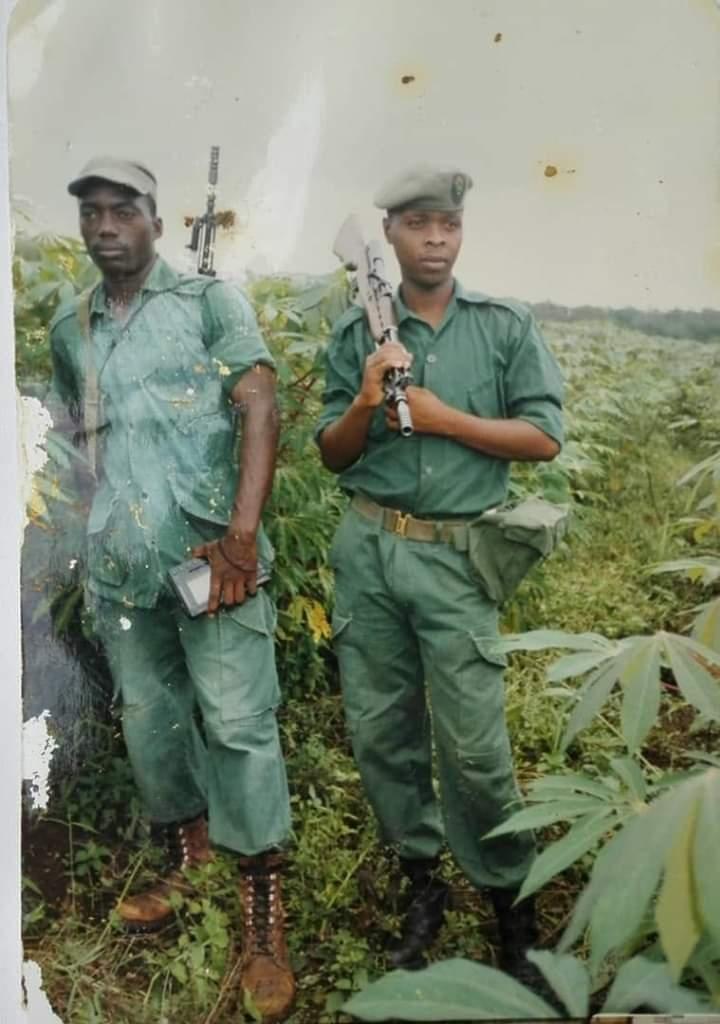 Joseph Kabila, Soldat de l'Armée Rwandaise