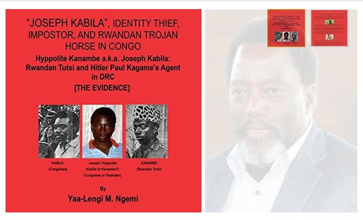Joseph Kabila, imposteur et voleur d'identité