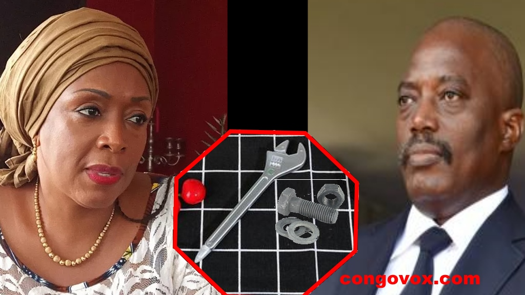 Marie-Josée Ifoku, Joseph Kabila