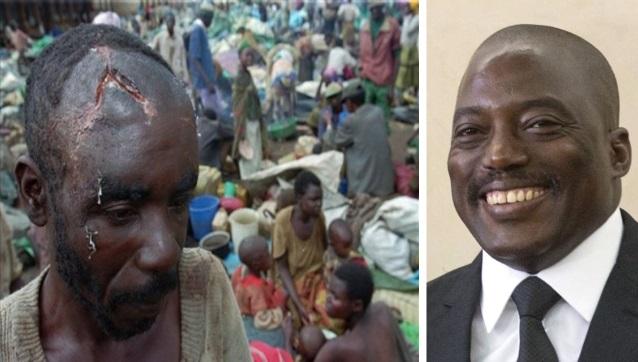 Joseph Kabila, Beni et Accord de Lemera