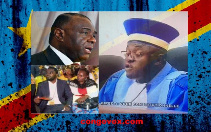 Jean Pierre Bemba, Zoe et Jaynet Kabila