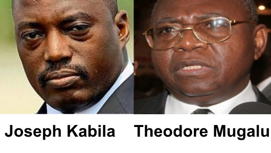 Joseph Kabila, Pasteur Theodore Mugalu