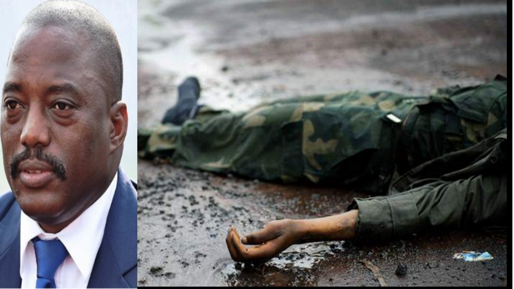 Joseph Kabila Assassin