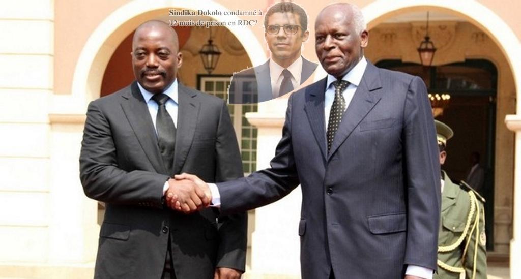 Joseh Kabila, Sindika Dokolo, Eduardo dos Santos