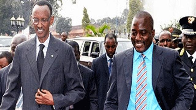 Kagame - Kabila