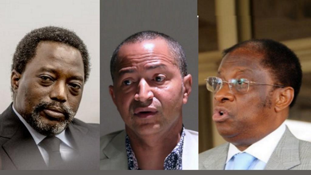 Joseph Kabila, Moise Katumbi, Alexis Tambwe Mwamba