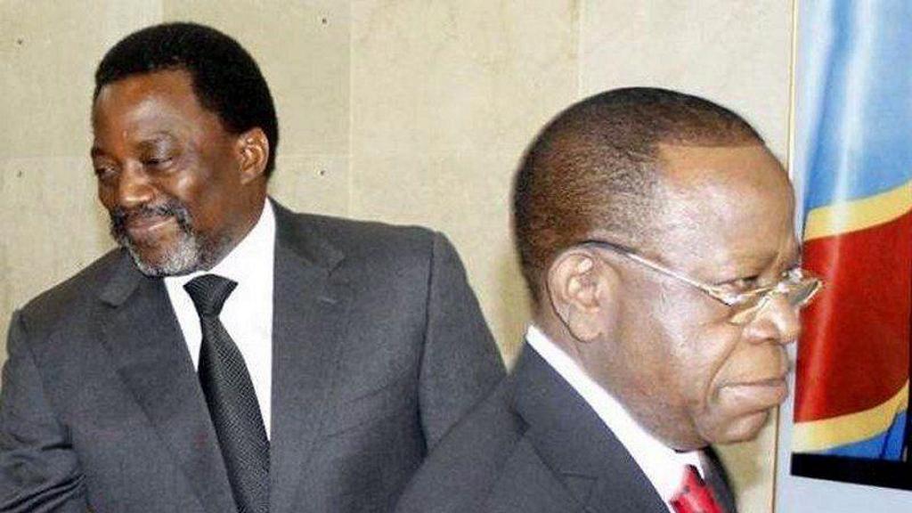 Joseph Kabila, Bahati Lukwebo
