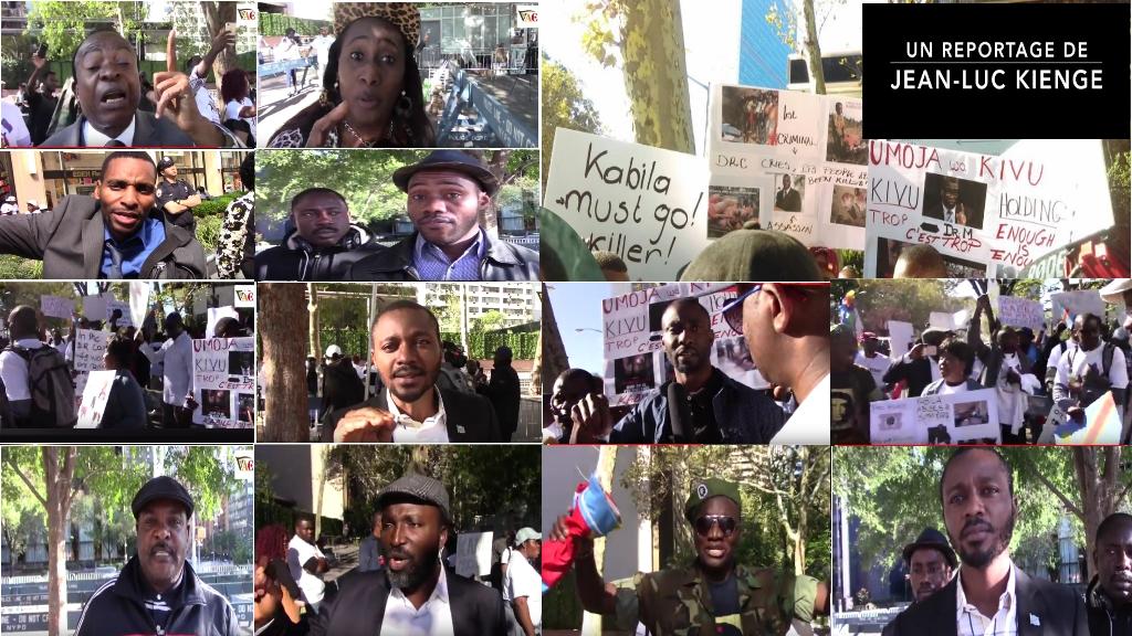 Cauchemar de Joseph Kabila à New York