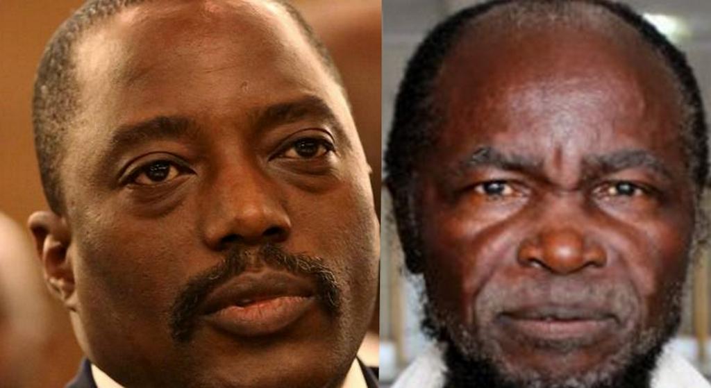 Joseph Kabila et Ne Mwanda Nsemi