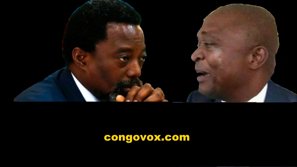 Joseph Kabila, shadary