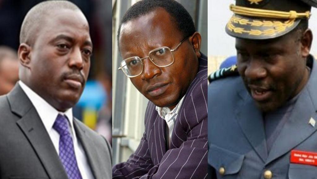 Joseph Kabila, Floribert Chebeya, General Numbi