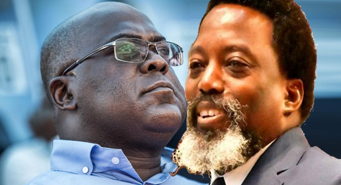 Felix Tshisekedi, Joseph Kabila