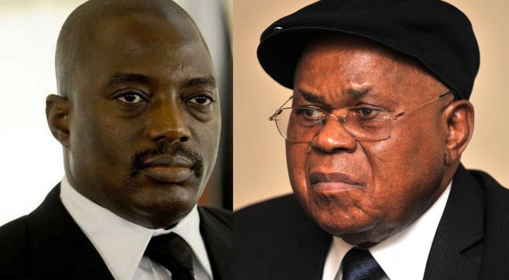 Joseph Kabila, feu Etienne Tshisekedi