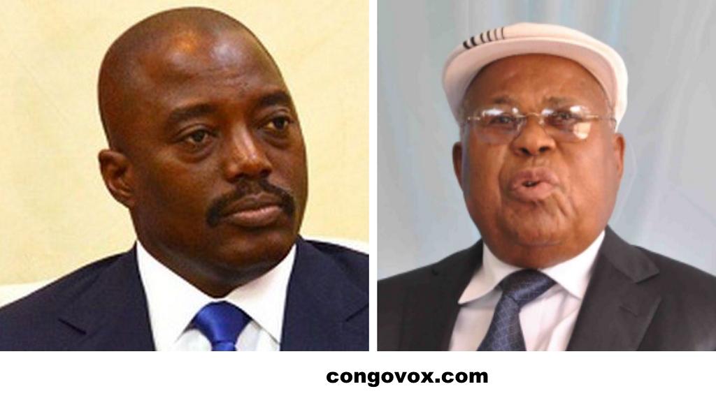 Joseph Kabila , Etienne Tshisekedi