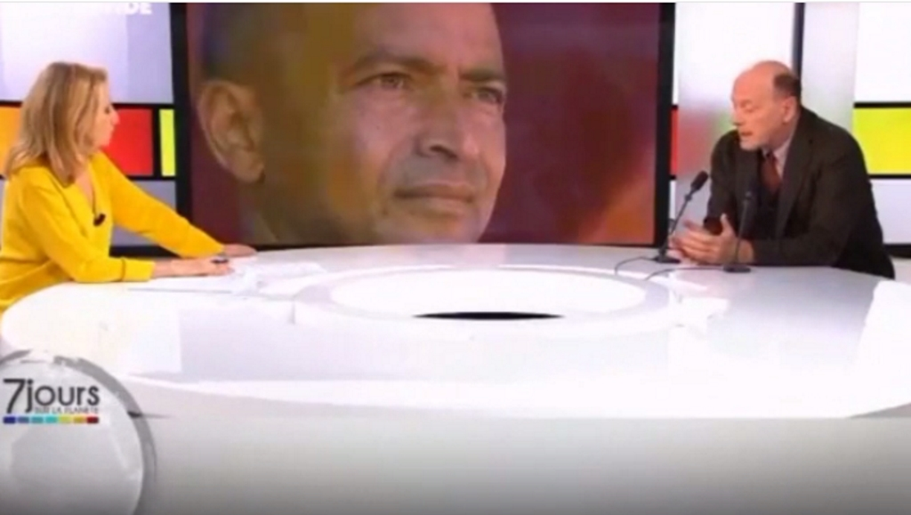 Moise Katumbi - TV5 Monde avec RENE GIRAD