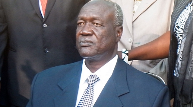 Kuol Manyang Juuk, South Sudan Minister of Defense and Veteran affairs