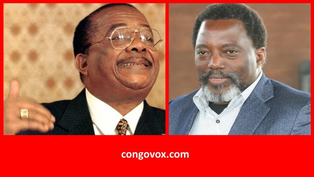 Gabriel Kyungu , Joseph Kabila
