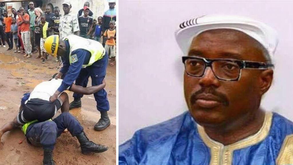 Un policier de joseph kabila se fait rosser; Joseph Kabila doit se transformer ou il sera chassé