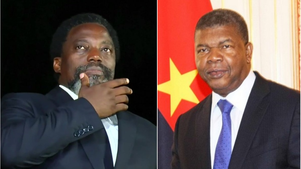 President João Lourenço et Joseph Kabila