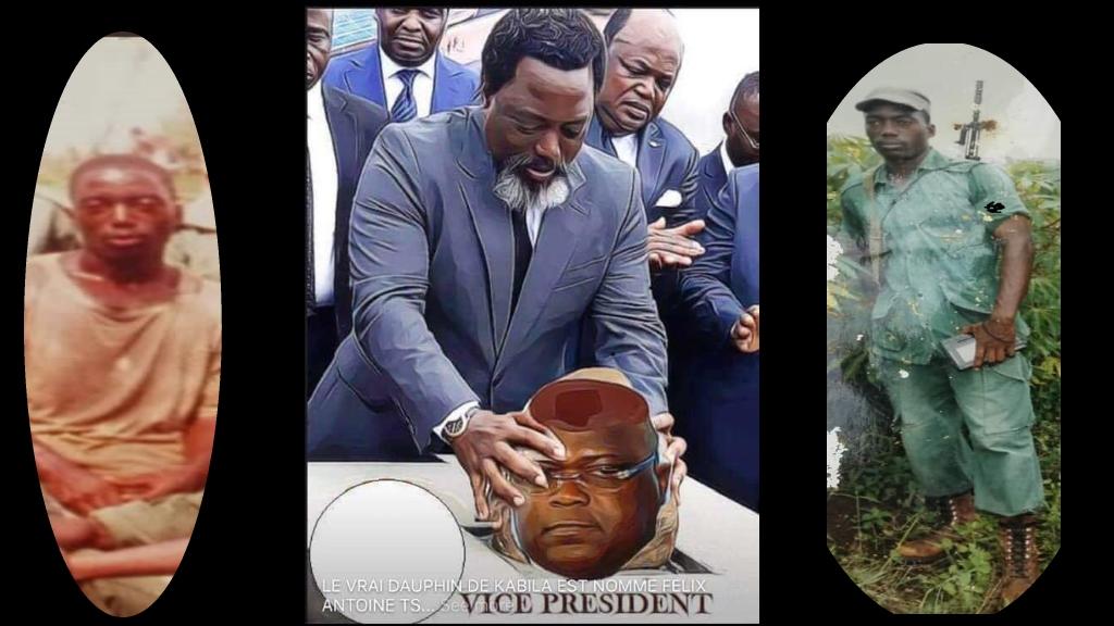 Le Dauphin de Joseph Kabila Etait Felix Tshisekedi