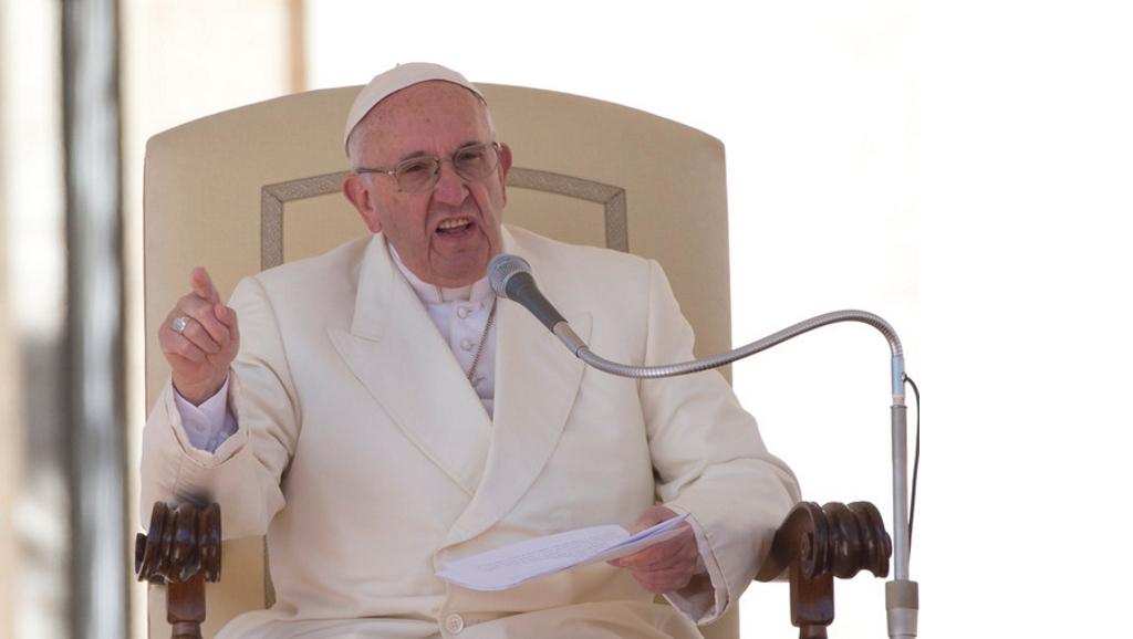 Sa Saintete Le Pape François