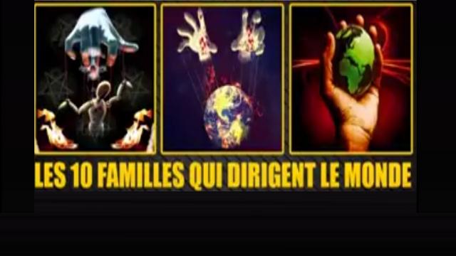 Les dix familles qui dirigent le monde