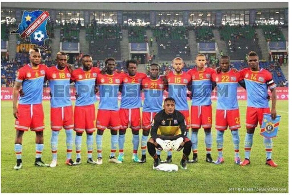 Football - Les Leopards du Congo