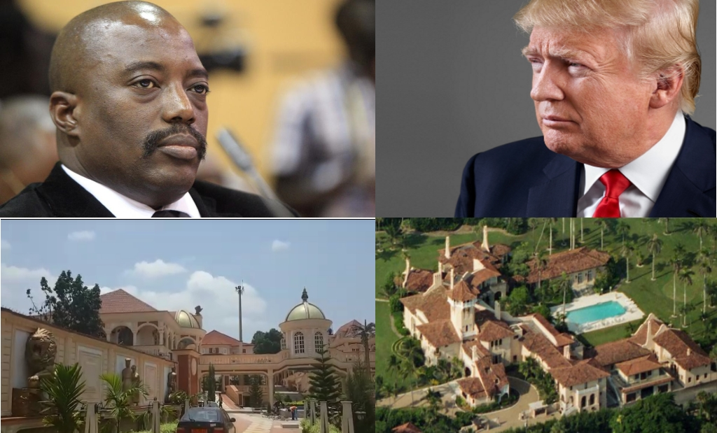 La Palace de Joseph Kabila en Tanzanie