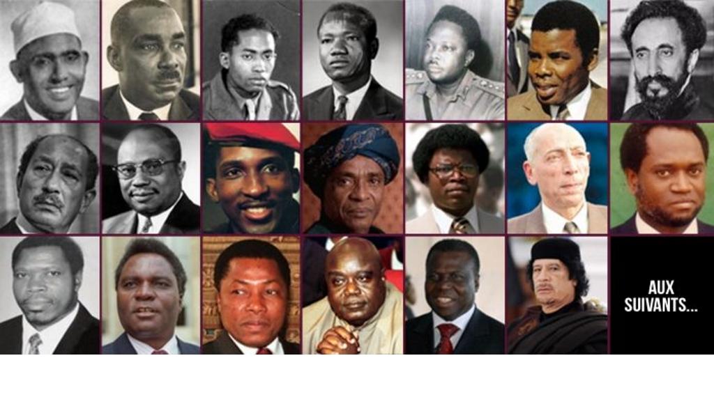 Liste de Président Africains Assassinés