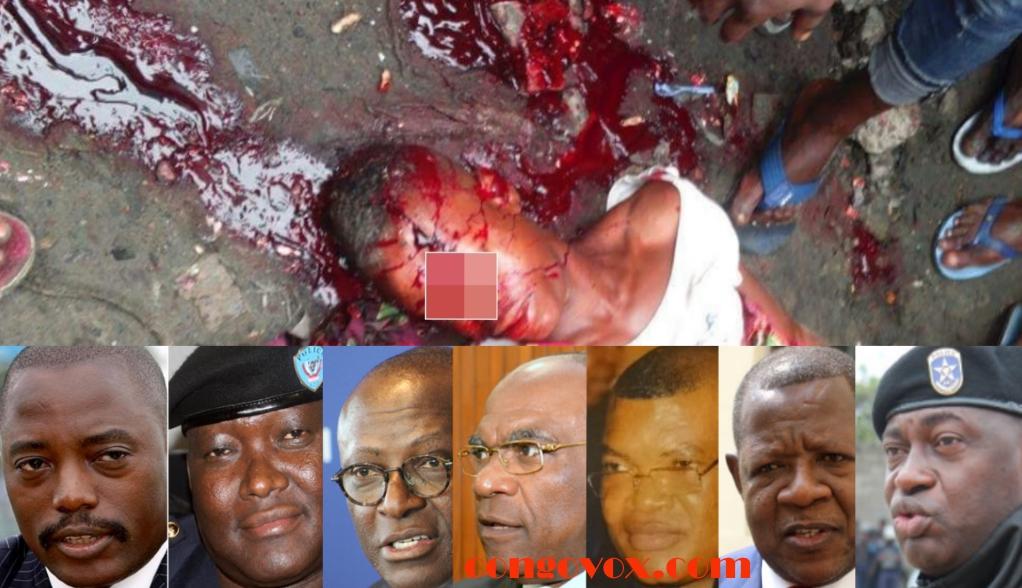 Les massacres du 18 au 20 Decembre 2016