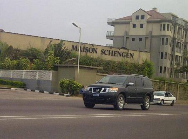 Maison Schengen - Kinshasa / RD Congo