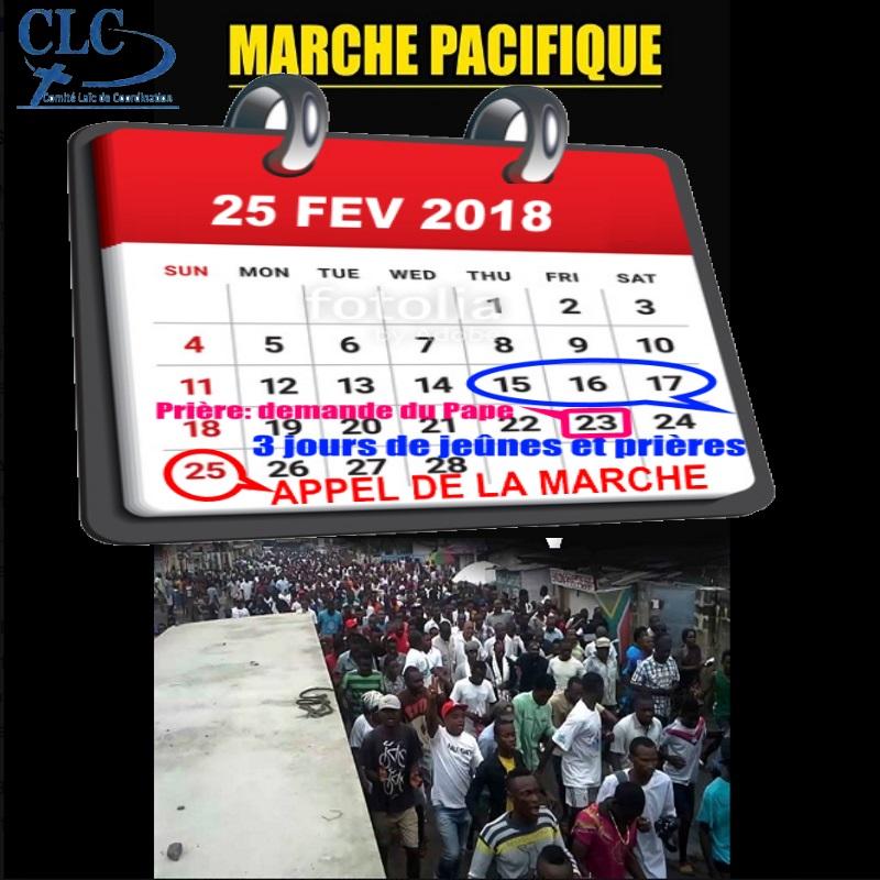 Mega Marche du 25-02-2018