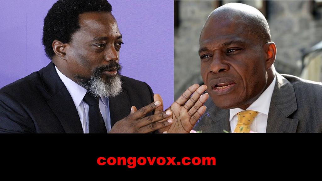 Joseph Kabila, Martin Fayulu