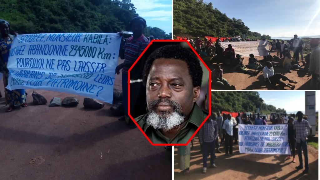 Les habitants de Mbobero, Sud-Kivu et Joseph Kabila