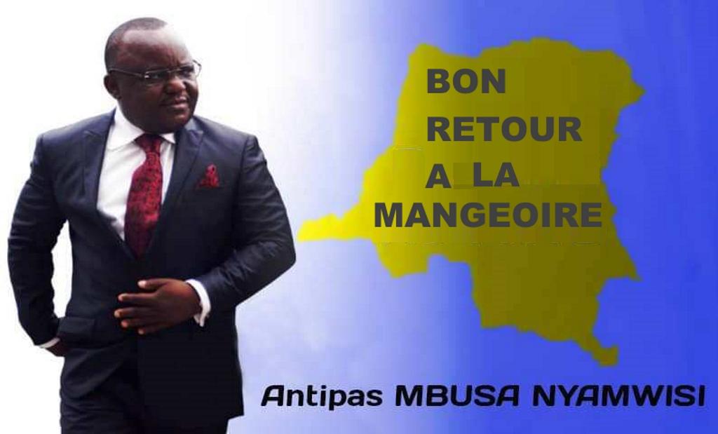 Antipas Mbusa Nyamwisi, Patrick Mundeke