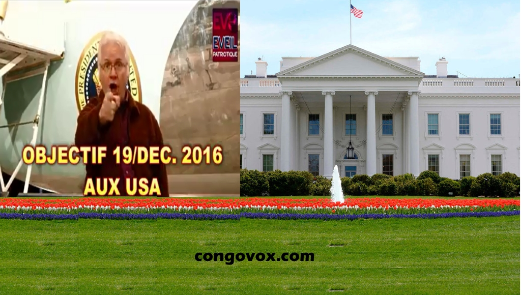 Mega marche a Washington DC - Le 16 Decembre 2016