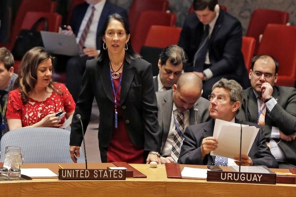 Michele Sison, l'Ambassadeur des Etats-Unis Adjoint aux Nations Unies