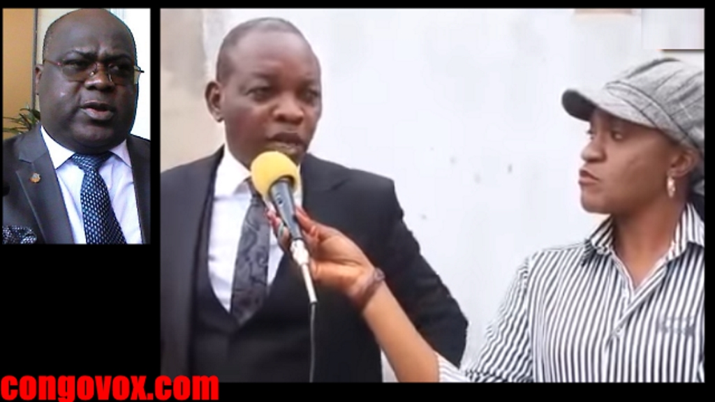 Felix Tshisekedi, Mike Mukebayi, Tatiana